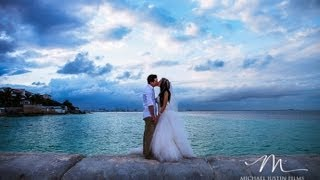 Rachael & Brennan - Cancun, Mexico Destination Wedding Film