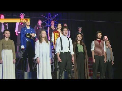 Pine Hills Adventist Academy's Production of Les Misérables