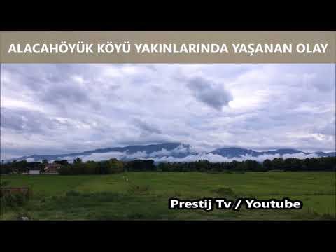 Alacahöyük Köyü Yakınlarında Yaşanan olay !  ( YAŞANMIŞ OLAY )