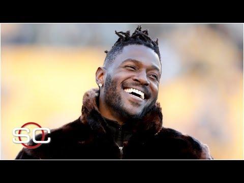 Antonio Brown traded to Raiders, Steelers in transition - Adam Schefter | SportsCenter