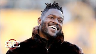 Antonio Brown traded to Raiders, Steelers in transition - Adam Schefter | SportsCenter
