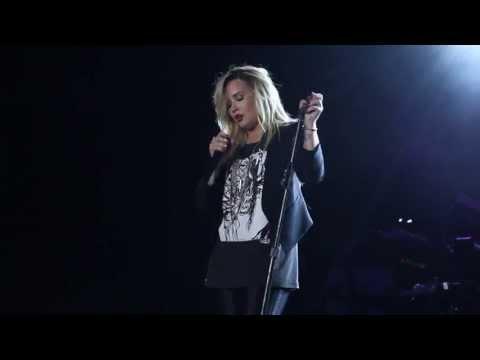 Nightingale (Live) - Demi Lovato - LA County Fair 2013