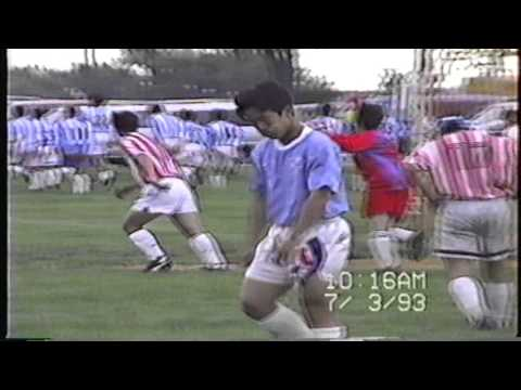 July 4, 1993 Hmong Soccer Tournanment at Fort Snelling part 1