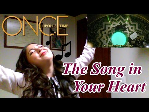 "OUAT 6X20 "" The Song in Your Heart"" (THE MUSICAL EPISODE) reaction"