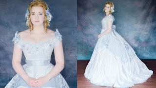 Making a 1860s Transformation Gown | Inspired by Little Women