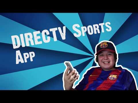 DIRECTV® - Sports App - Lleva el deporte en tu bolsillo