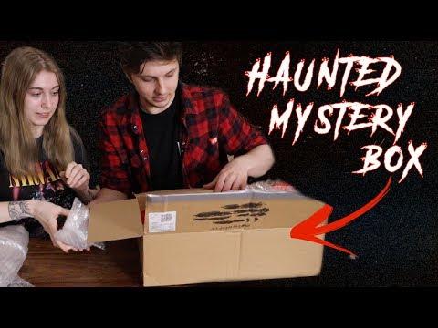 We Bought a HAUNTED Mystery Box on Ebay (negative spirits...)