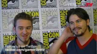 Alex Hirsch and Jason Ritter Talk Disney Channel Gravity Falls