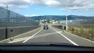 国道5号 函館新道 北海道函館市 全国出張の旅
