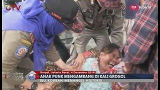 Download Video Anak Punk Ditemukan Tewas di Kali Grogol, Sang Ibu Menangis Histeris - BIM 04/12 MP3 3GP MP4