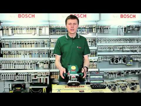 Фрезер POF 1400 ACE от Bosch