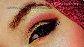 Makeup for Chinese New Year 2012 Thumbnail