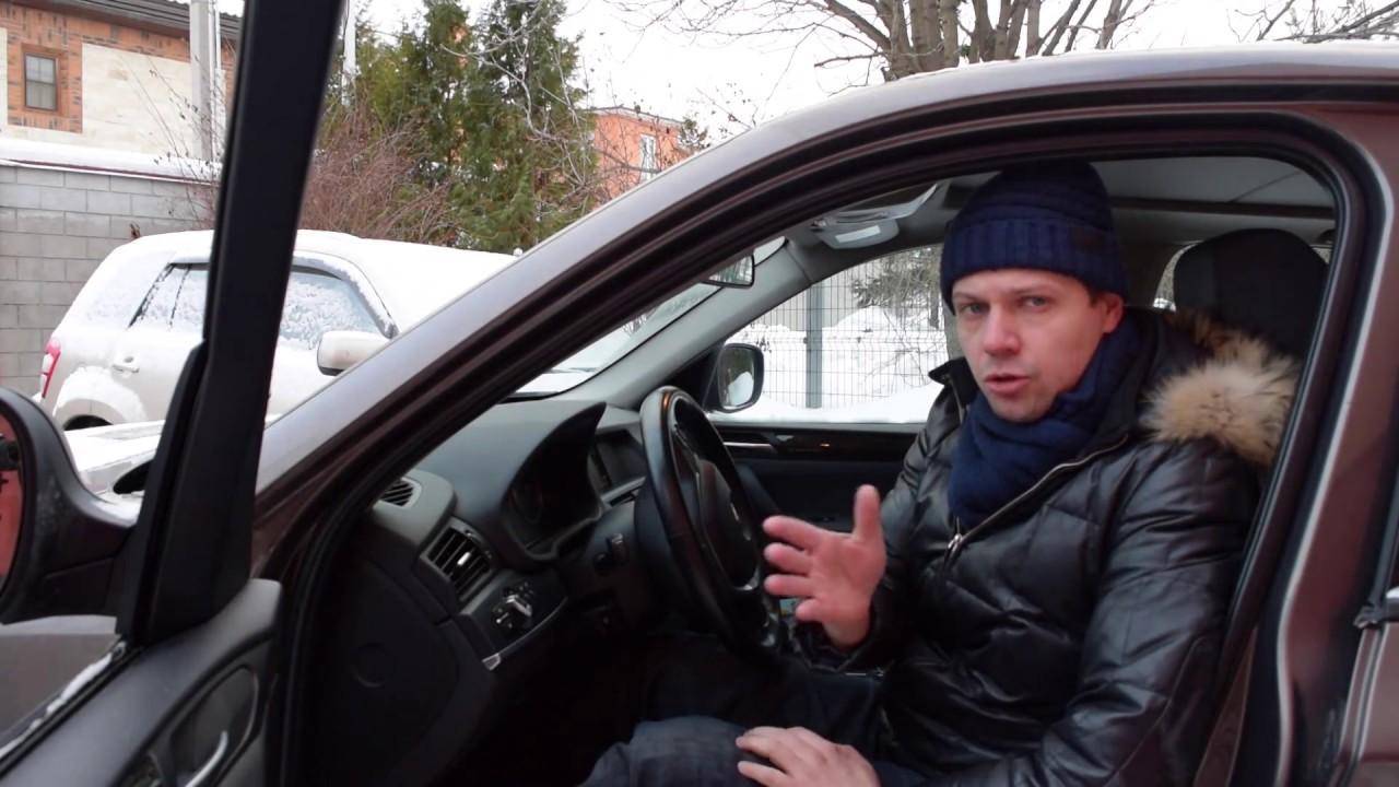 Избавление от скрипа стекол на BMW X3 и замена обивки двери short