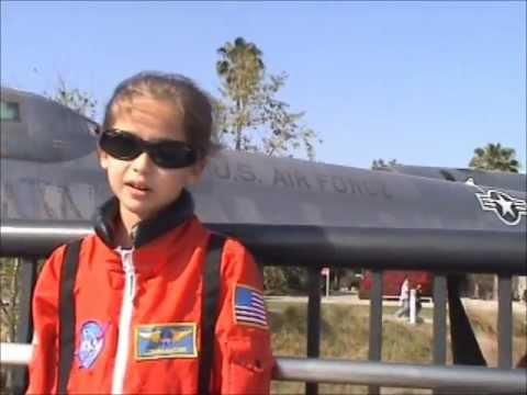 Ellen Ochoa 1st hispanic-american female astronaut by Sophia - YouTube