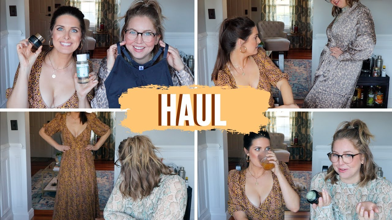 Haul || Summer Clothing, Makeup & Skincare