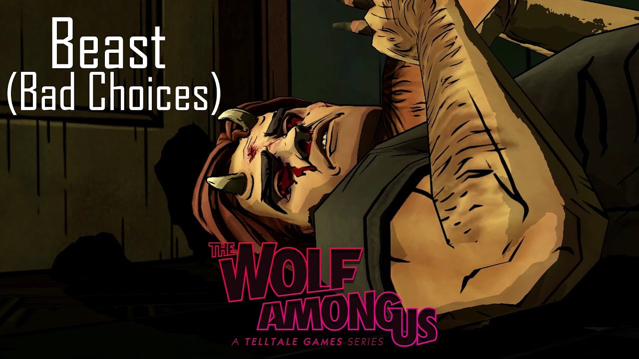 The Wolf Among Us Important Choices