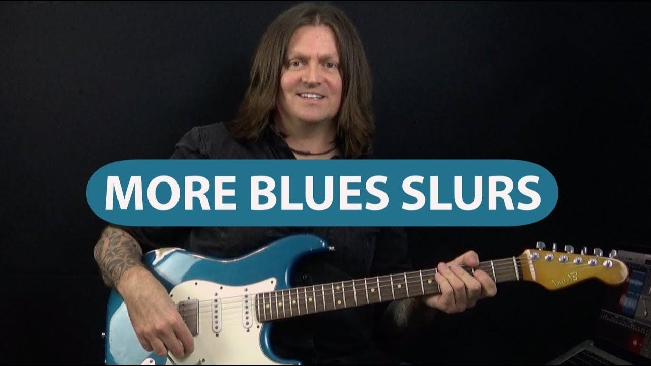 More Blues Slurs
