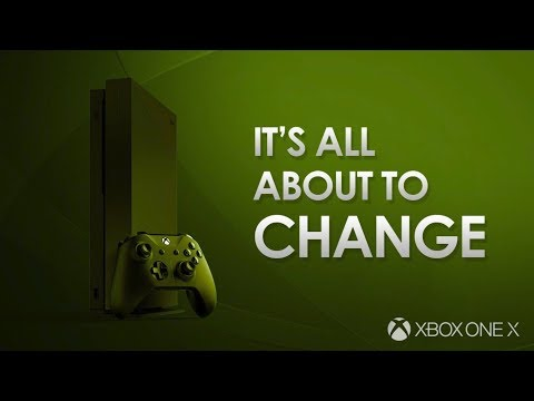 YES! Xbox One X Recieves Incredible News! This Wasn't Supposed To Be Possible!!