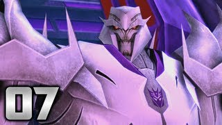 Transformers: Prime: The Game - Part 7 - Into Ruin