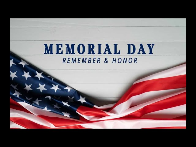 Memorial Day - The Deadliness of Forgetfulness