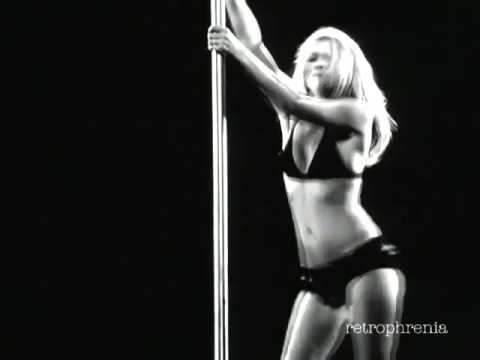Kate Moss pole dances to 'Glory Box' by Portishead