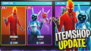 *NEW* FORTNITE ITEM SHOP 21st April - NEW SKINS (Fortnite Battle Royale)