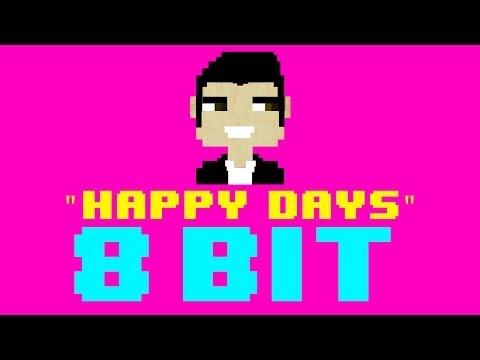 Happy Days Theme Song (8 Bit Remix Cover Version) - 8 Bit Universe