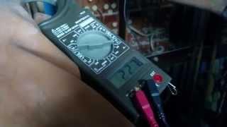 Как пользоваться мультиметром и токовыми клещами. DuMa8819.(Амперметр, Вольтметр, Омметр, АВОметр., 2015-01-28T11:57:22.000Z)