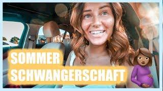 SOMMER ODER WINTER SCHWANGERSCHAFT? WAS IST BESSER?🤰🏽| 27.07.2018 | Daily Maren & Tobi