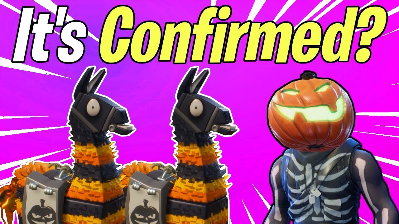 New Fortnitemares Halloween Event News Possibly Confirmed Save