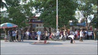 Tai nạn giao thông nghiêm trọng tại Tứ Cường huyện Thanh Miện làm em học sinh lớp 3 tử vong