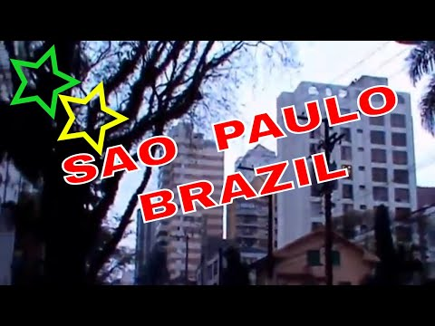 Sightseeing In Brazil || Sao Paulo City || Brazil Vacation