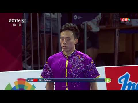 Asian Games-2018 Men's Changquan