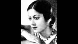 Kanan Devi 17- Prabhu ji tum raakho laaj hamari - film Hospital 1943