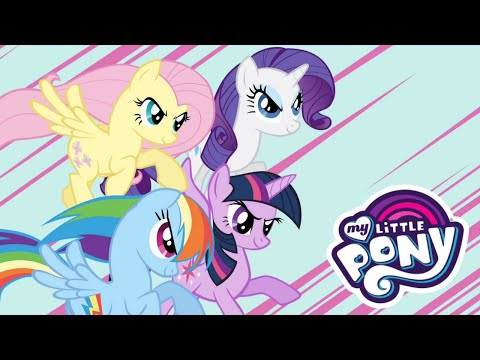 My Little Pony: Harmony Quest 🦄 Obtain the Elements of Harmony and defeat Nightmare Moon 💖  