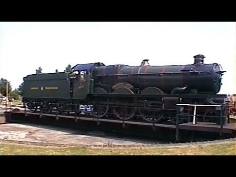 4079 Pendennis Castle Repatriation Event - Didcot Railway Centre 30th July 2000
