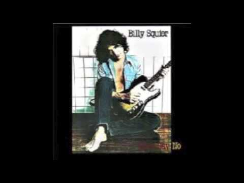 Billy Squier interview 1983