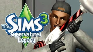 The Sims 3 | Supernatural Legacy | Osa 26: Ulosottomies!