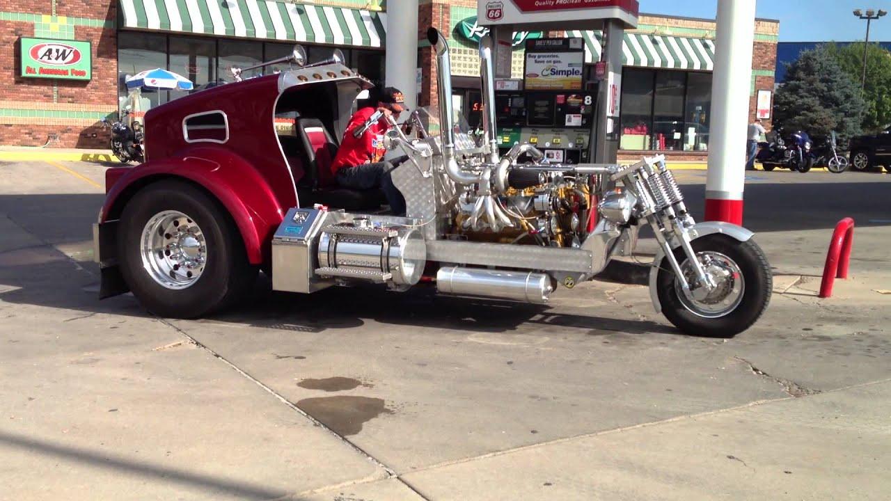 K W Truck Trike