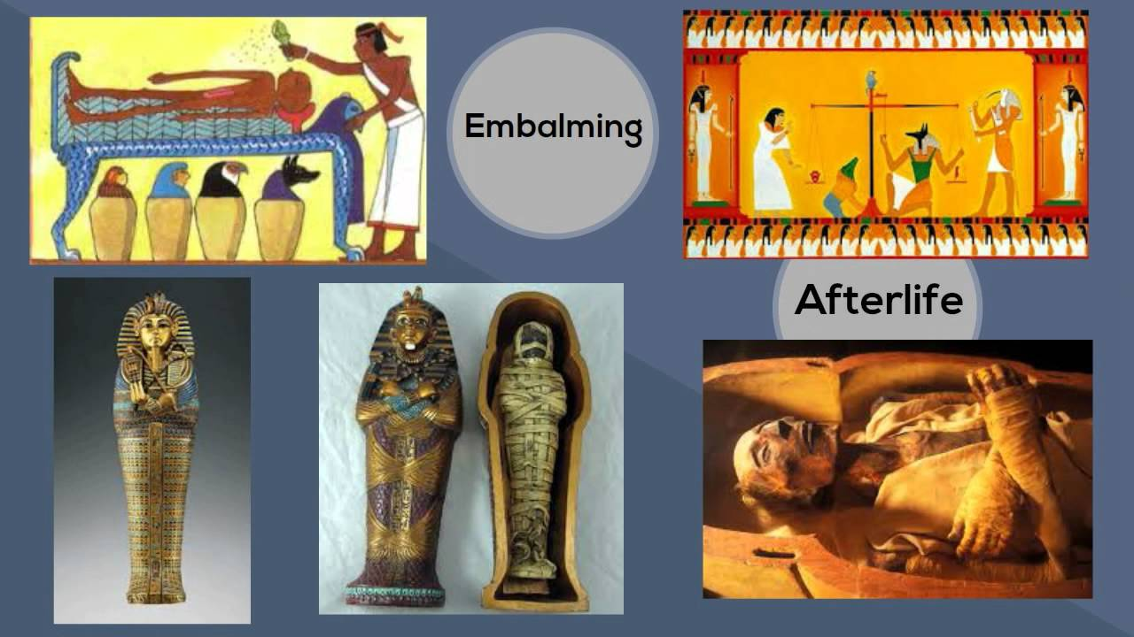 Daily Life in Ancient Egypt - YouTube