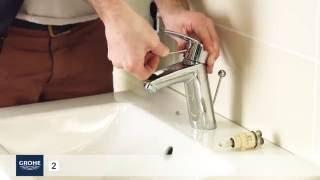 Výměna kartuše vodovodní baterie