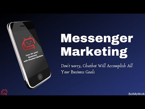Messenger Marketing : Conversations Are Now Driving Conversions