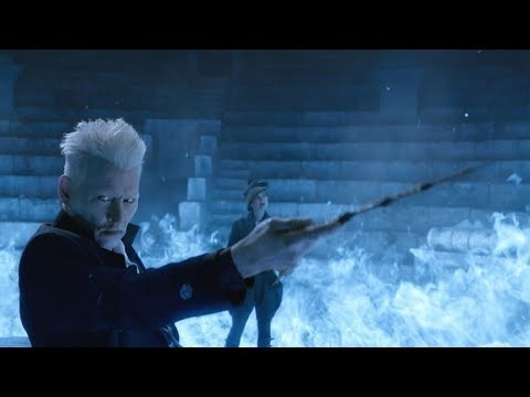 FANTASTIC BEASTS The Crimes Of Grindelwald Final Fight Scenes in 1080p HD