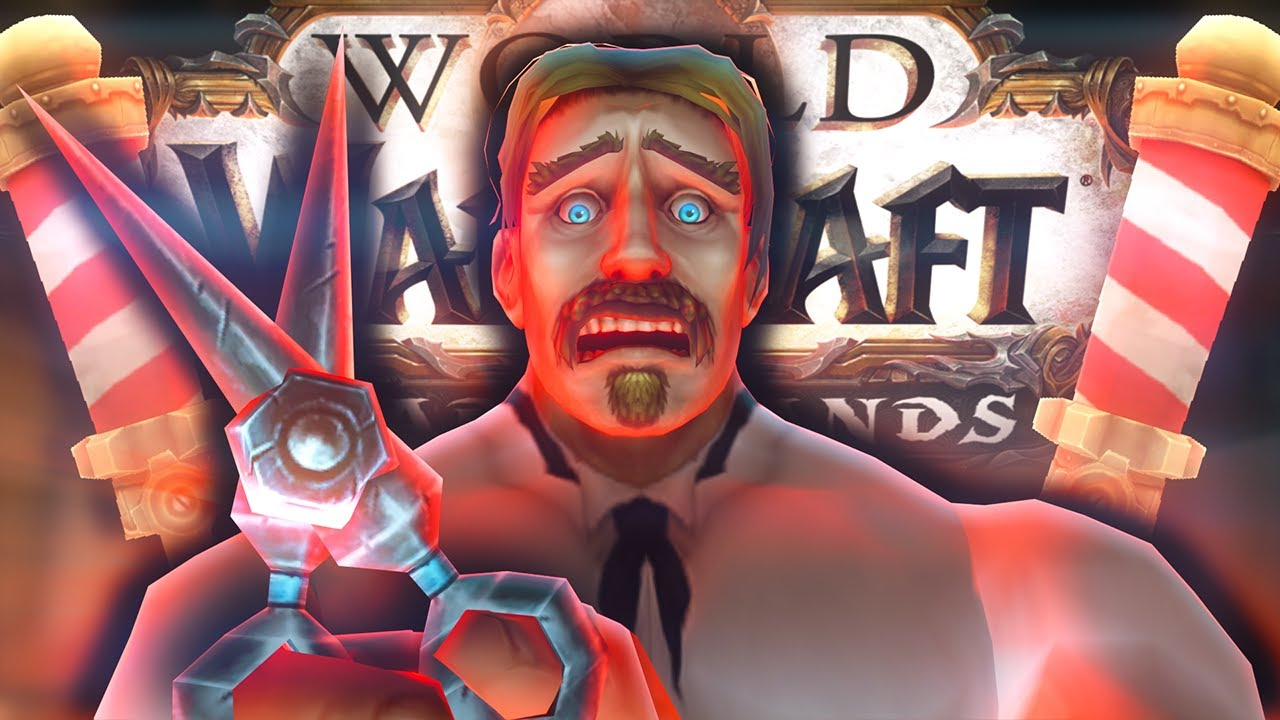 Struggles of a Barber - WoW Shadowlands Machinima thumbnail