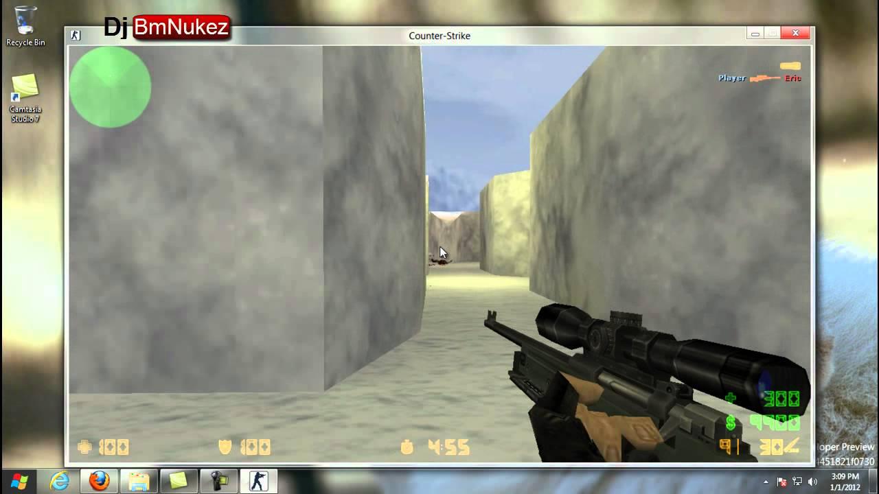 Counter-strike 1.6 Portable Version