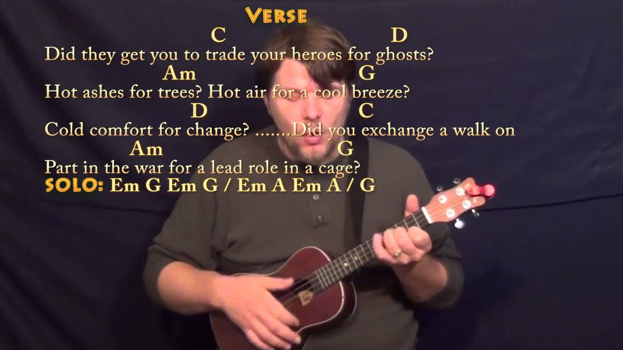 Wish you were here pink floyd ukulele cover lesson with chords wish you were here pink floyd ukulele cover lesson with chordslyrics youtube hexwebz Images