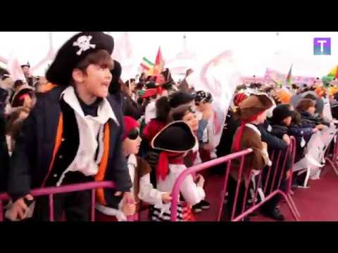 carnaval 2018 valladolid