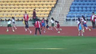 16-17九西田徑 協和長沙灣 女乙4X100米決賽