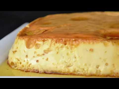 Como hacer leche asada paso a paso   Recetas caseras de Javier Romero