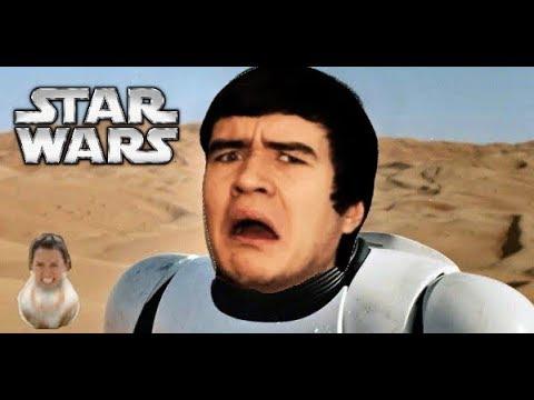 Badcomedian о современных Звёздных Войнах #BadОтвет